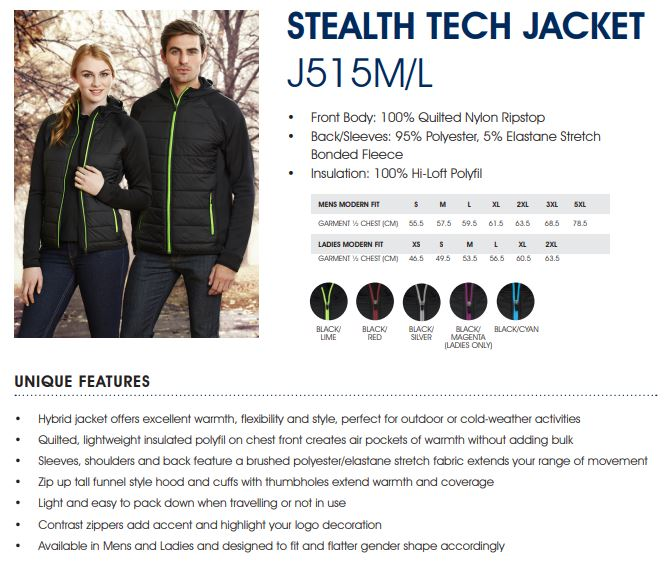 HorseUP STEALTH JACKET YOU choose design and size