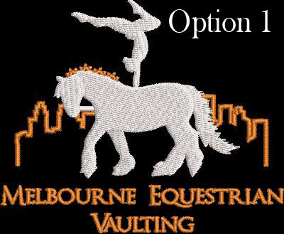 Melbourne Equestrian Vaulting  Tshirt