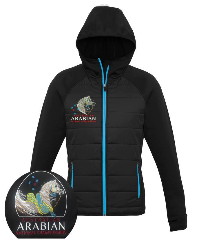 Aussie Arabian Stealth Jacket