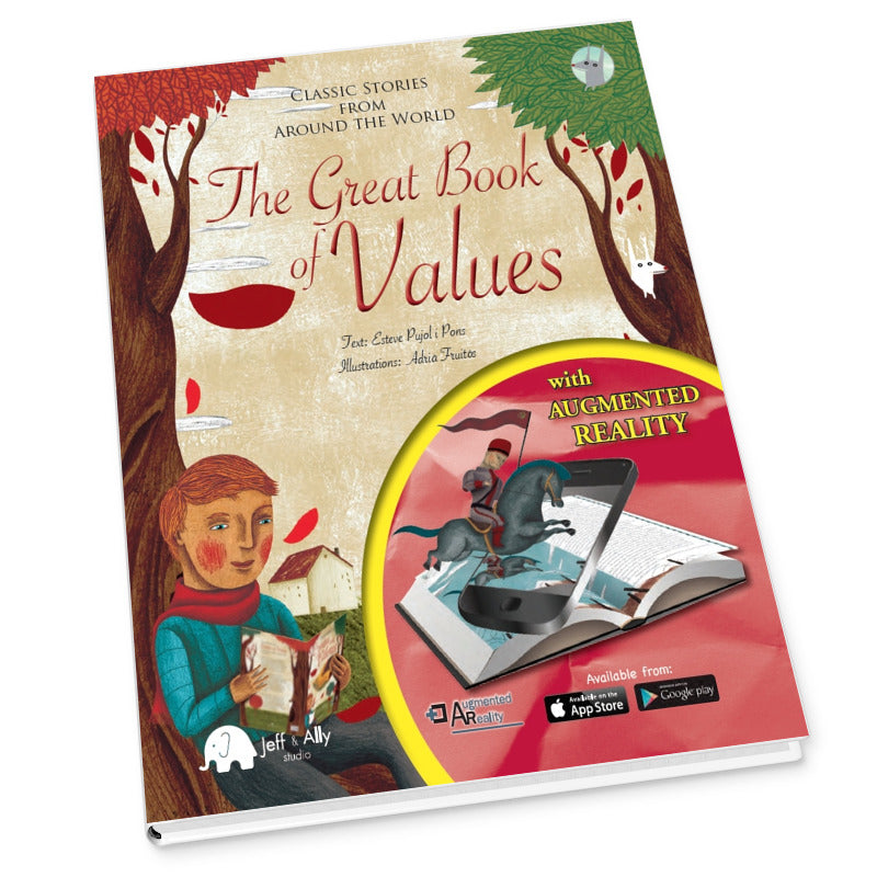 Great Books of Values: Classic Stories from Around the World (Augmented Reality)