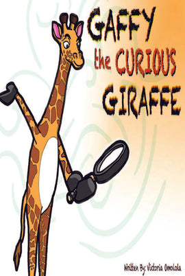 Gaffy the Curious Giraffe!