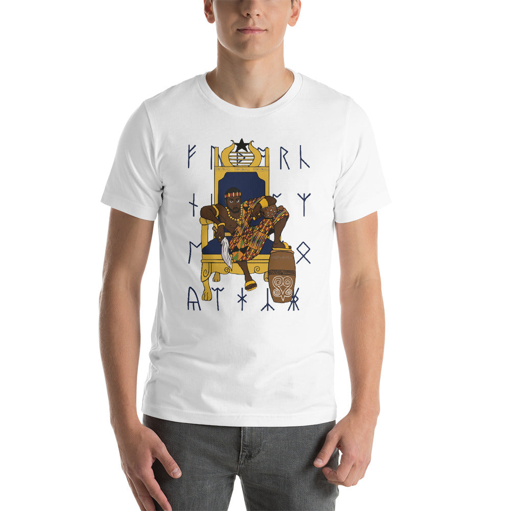 King Kunta Short-Sleeve Unisex T-Shirt