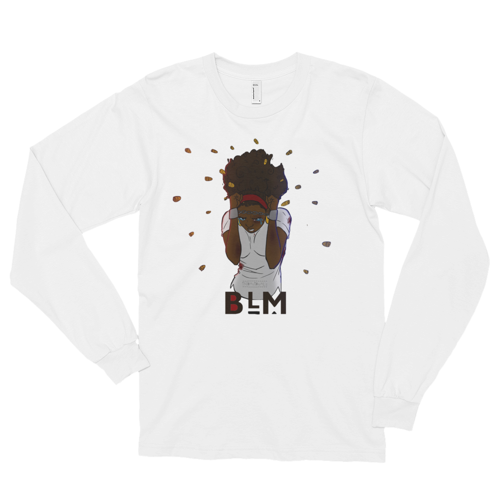 BLM Long sleeve t-shirt (unisex)