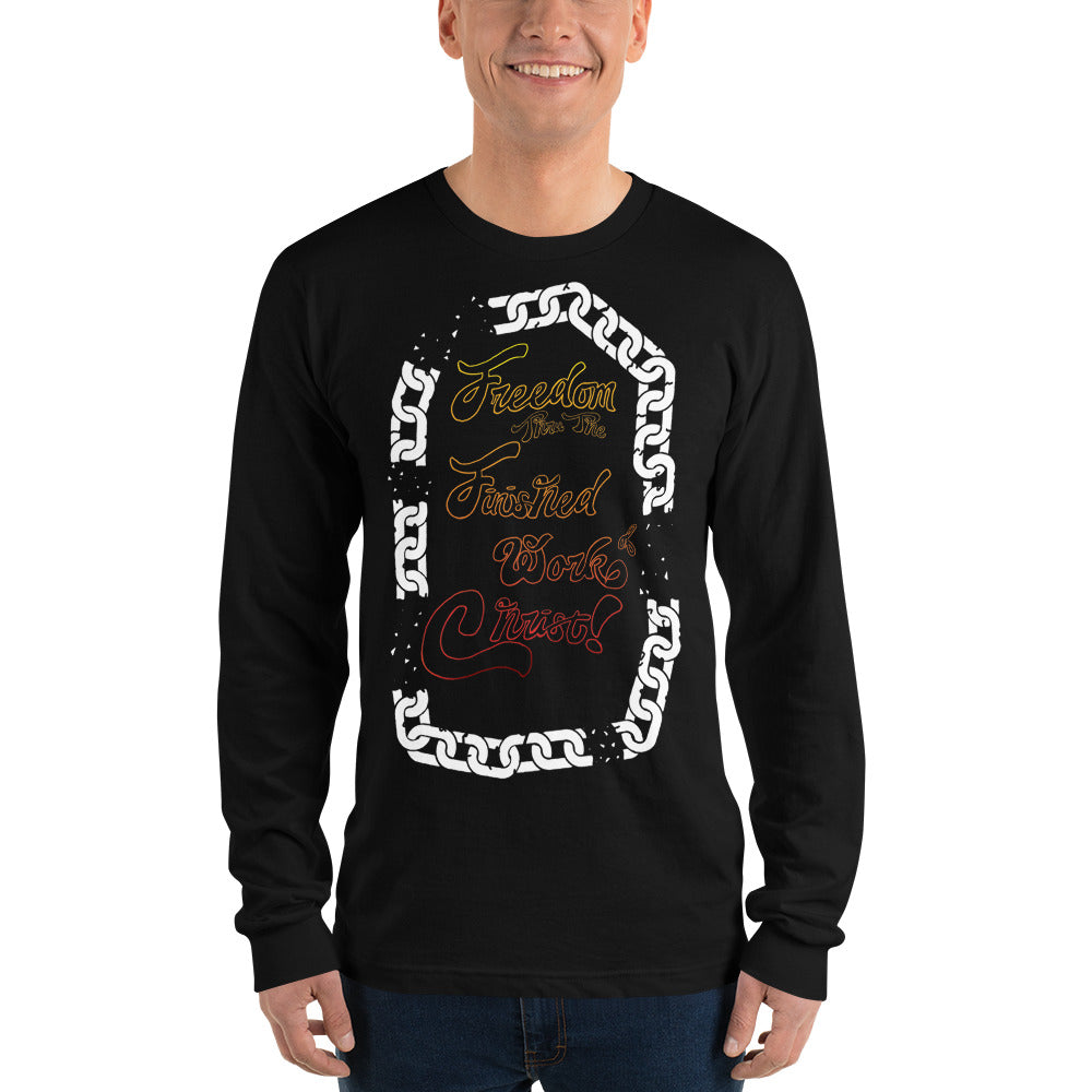 Freedom Long sleeve t-shirt (unisex)
