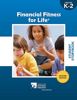 Financial Fitness For Life - Student Storybook, Grades K-2