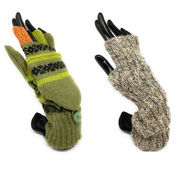 luxury Alpaca Gloves