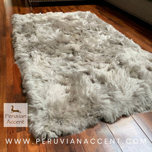 Handmade baby Alpaca fur pillow covers.  Unique, luxury and the softest pillows you have ever felt.