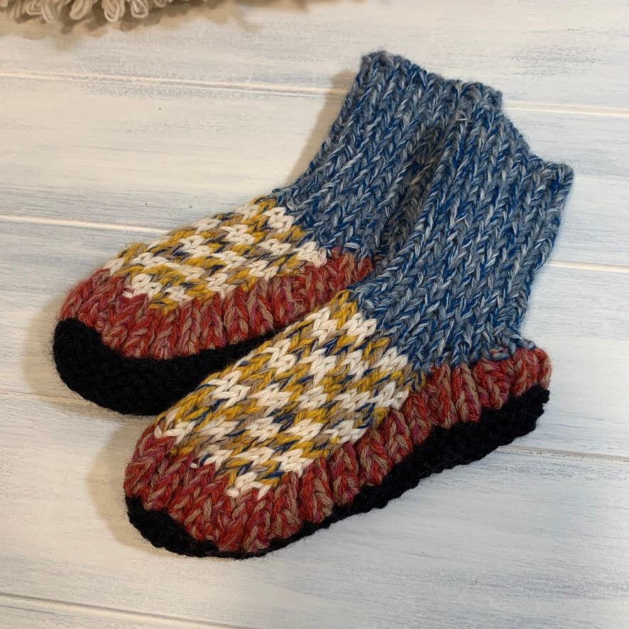Alpaca slippers Socks