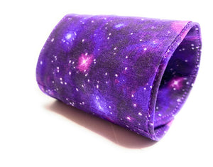 Open image in slideshow, PURPLE GALAXY WRIST or ANKLE WALLET
