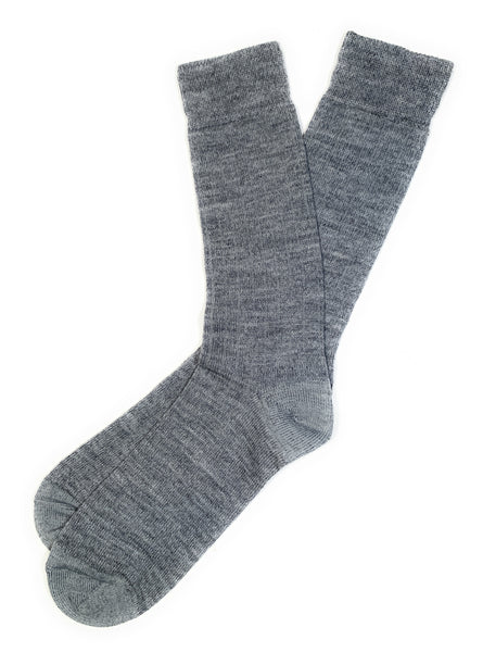 Comfy Fit Alpaca socks - Peruvian Accent
