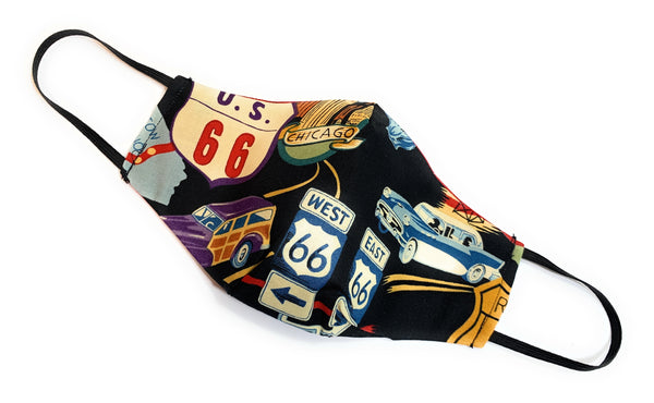 ROUTE 66 Mask