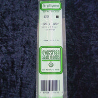 "Evergreen Strip 120 0.020 x 0.020 x 14"" (10)"
