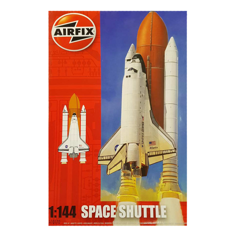 Space Shuttle 1:144 scale - Airfix