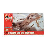 Douglas Dauntless SBD 1:72 scale - Airfix
