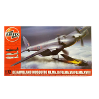 De Havilland Mosquito 1:72 scale - Airfix