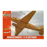 C-47 Dakota 1:72 scale - Airfix