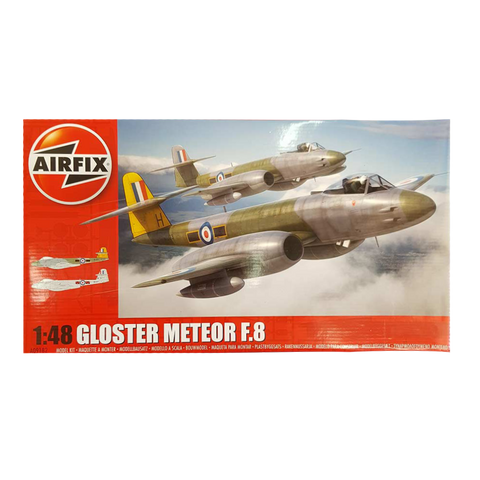 Gloster Meteor 1:48 scale - Airfix
