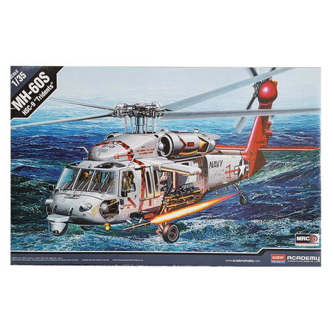 MH-60S Seahawk/Blackhawk 1:35 scale - Academy - AUSSIE DECALS Included