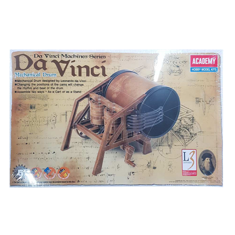 Da Vinci Mechanical Drum - Academy