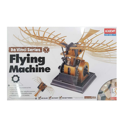 Da Vinci Flying Machine - Academy