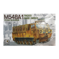 M548A1 Tracked Cargo Carrier 1:35 Scale - AFV Club