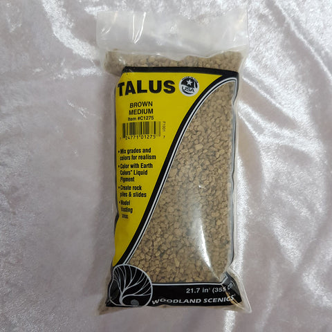 Talus, Brown Medium
