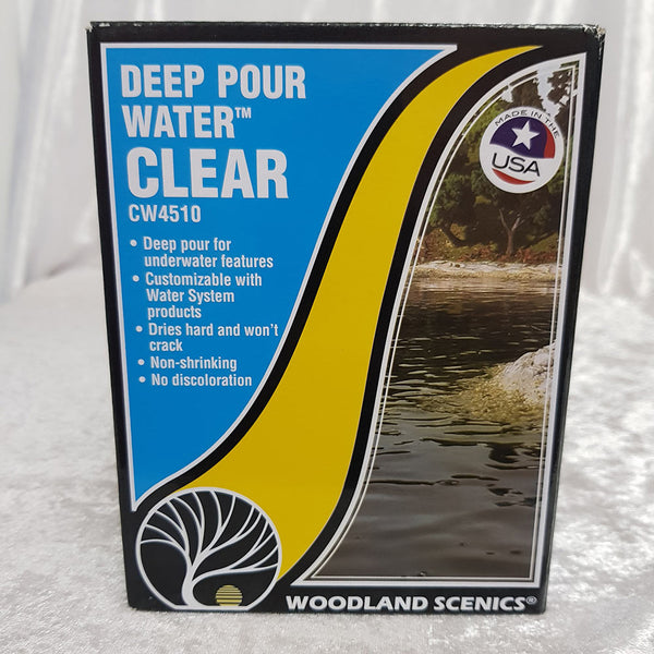 Water - Deep Pour, Clear