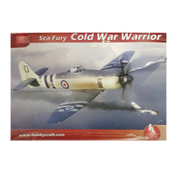 Sea Fury Cold War Warrior 1:32 - Hobby Craft RARE!