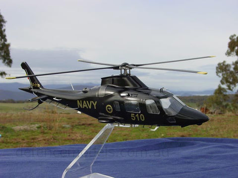 Australian Navy A-109E POWER Helicopter 1:35 Scale