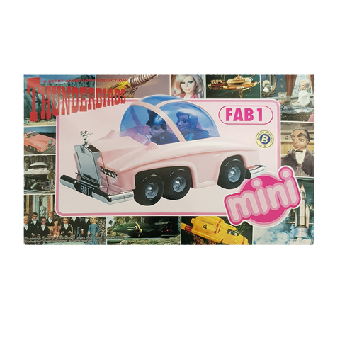 Thunderbird FAB1 mini - Aoshima (for kids)
