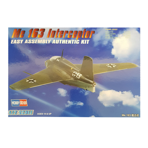 Me 163 Fighter Germany 1:72 - Hobbyboss