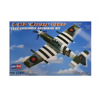 P-51C Mustang Fighter 1:72 - Hobbyboss