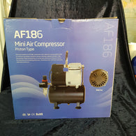 Airbrush Compressor with Fan and Tank