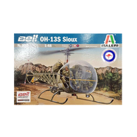 Bell OH-13S Sioux 1:48 - Italeri