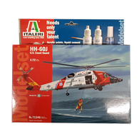 Coast Guard HH-60J 1:72 - Italeri