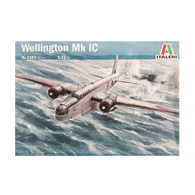 Wellington MK IC 1:72 - Italeri