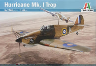 Hurricane Mk 1 Tropical 1:48 - Italeri