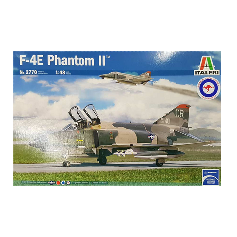 F-4E Phantom II 1:48 scale - Italeri *AUST DECALS*