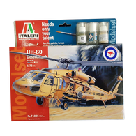 UH-60 Desert Hawk 1:72 - Italeri Aus Decals