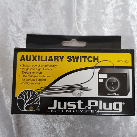 Auxiliary Switch for Lights