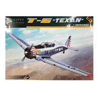 T-6 Texan 1:32 - Kittyhawk