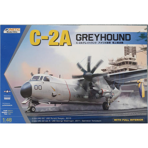 C-2A Greyhound 1:48 - Kinetic