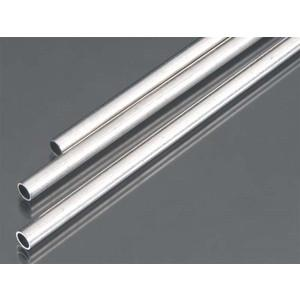 Aluminium Tube K&S 3909 10mm x 1000mm 0.45mm Wall