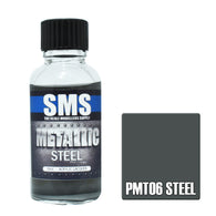 PMT06 Metallic STEEL 30ml