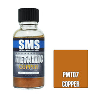 PMT07 Metallic COPPER 30ml