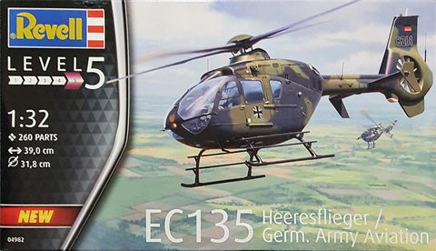 EC135 Heeresflieger German Army Aviation 1:32 - Revell