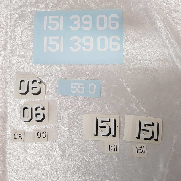 Ship Pennant Numbers