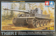 Tiger 1 German Early Production 1:48 - Tamiya