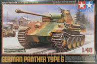 German Panther Type G 1:48 - Tamiya