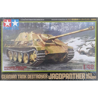 JagdPanther Late version 1:48 - Tamiya